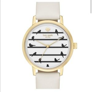 "♠️ Kate Spade ""birds on a wire"" watch"